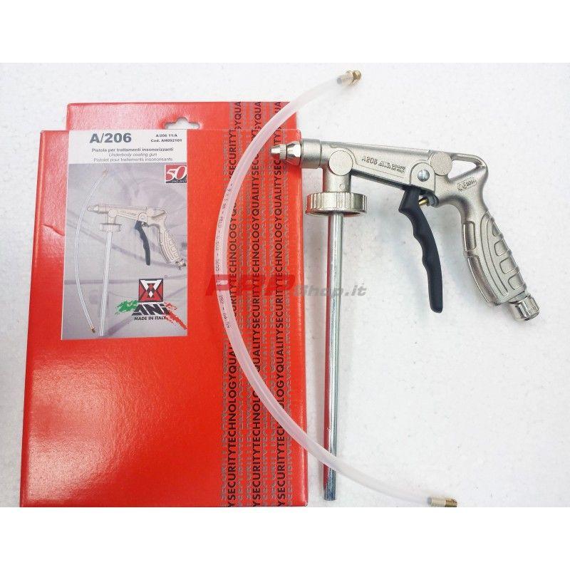 ANI stříkací pistole na spodky A/206 s hadičkou ANI Italy