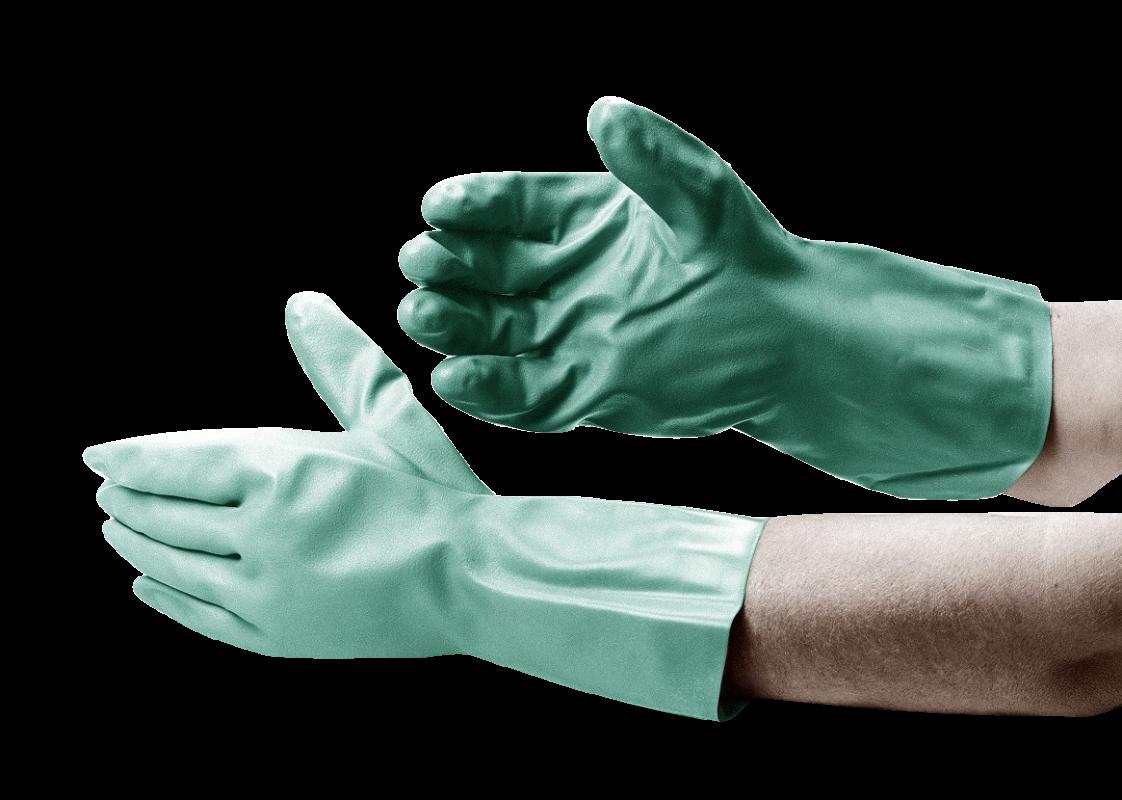 COLAD průmyslové nitrilové rukavice 1 pár