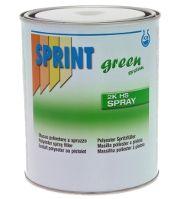 SPRINT F18 polyesterový stříkací tmel ICR SPRINT Italy