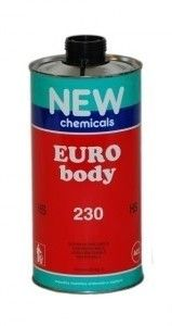 NEW CHEMICALS Euro body černý