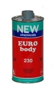 NEW CHEMICALS Euro body ochranný nástřik šedý