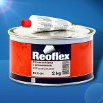 REOFLEX RX S-04 tmel Alumet s hliníkem