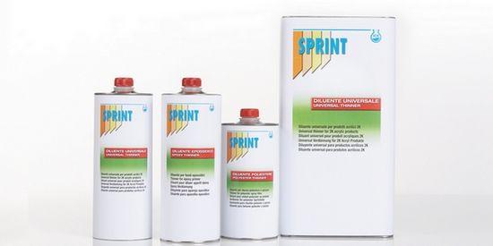 SPRINT D12 polyesterové ředidlo ICR SPRINT Italy