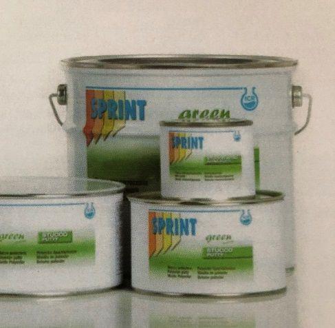 SPRINT S40 tmel šedý standart - 500 ml ICR SPRINT Italy