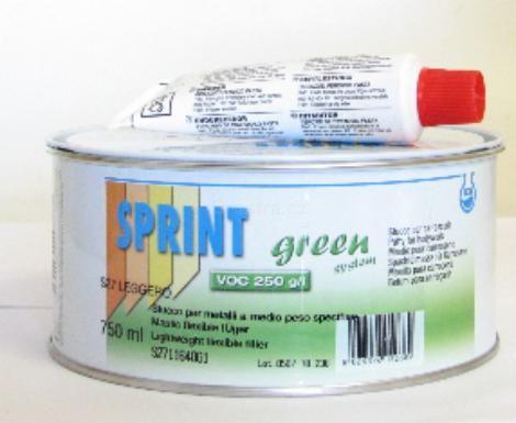 SPRINT S21 METAL tmel s obsahem hliníkových vloček ICR SPRINT Italy