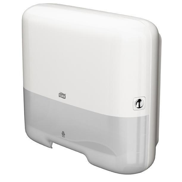 Zásobník na papírové skládané ručníky C-Box Mini H3 TORK